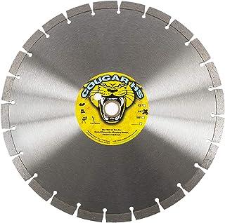 "2PK-16/"" TIGER BLADE 12//15MM Concrete Masonry Asphalt CUT ALL Diamond Blade-BEST"