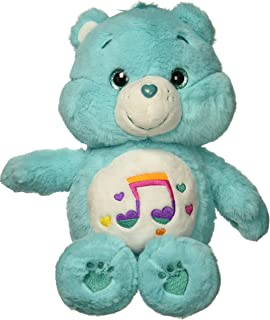 Just Play Care Bear Medium Plush (W/O DVD) Heart Song - Plush