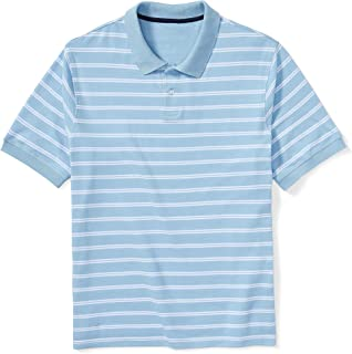 Men's Big & Tall Cotton Pique Polo Shirt fit by DXL