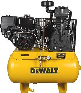 DeWalt DXCMH1393075 Two Stage Industrial Air Compressor, 30-Gallon, Cast Iron