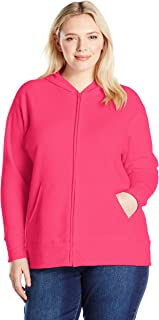 Just My Size Women's Ecosmart Fleece Jacket