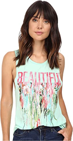 Life is Beautiful - Beautiful Drip - Muscle Tank
