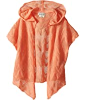 Lucky Brand Kids - Drapey Hooded Kimono (Little Kids)
