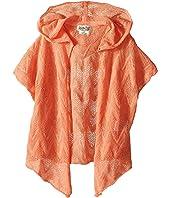 Lucky Brand Kids - Drapey Hooded Kimono (Little Kids)