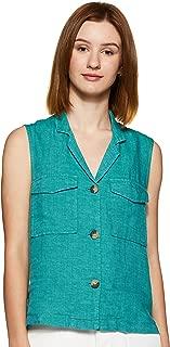 Marks & Spencer Women's Plain Regular fit Shirt