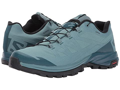 Salomon Outpath GTX® North Atlantic/Reflecting Pond/Black Free Shipping Purchase Manchester Online Fast Delivery Cheap Price Exclusive For Sale afPw2DZ