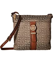 Tommy Hilfiger Evanna Large North/South Crossbody