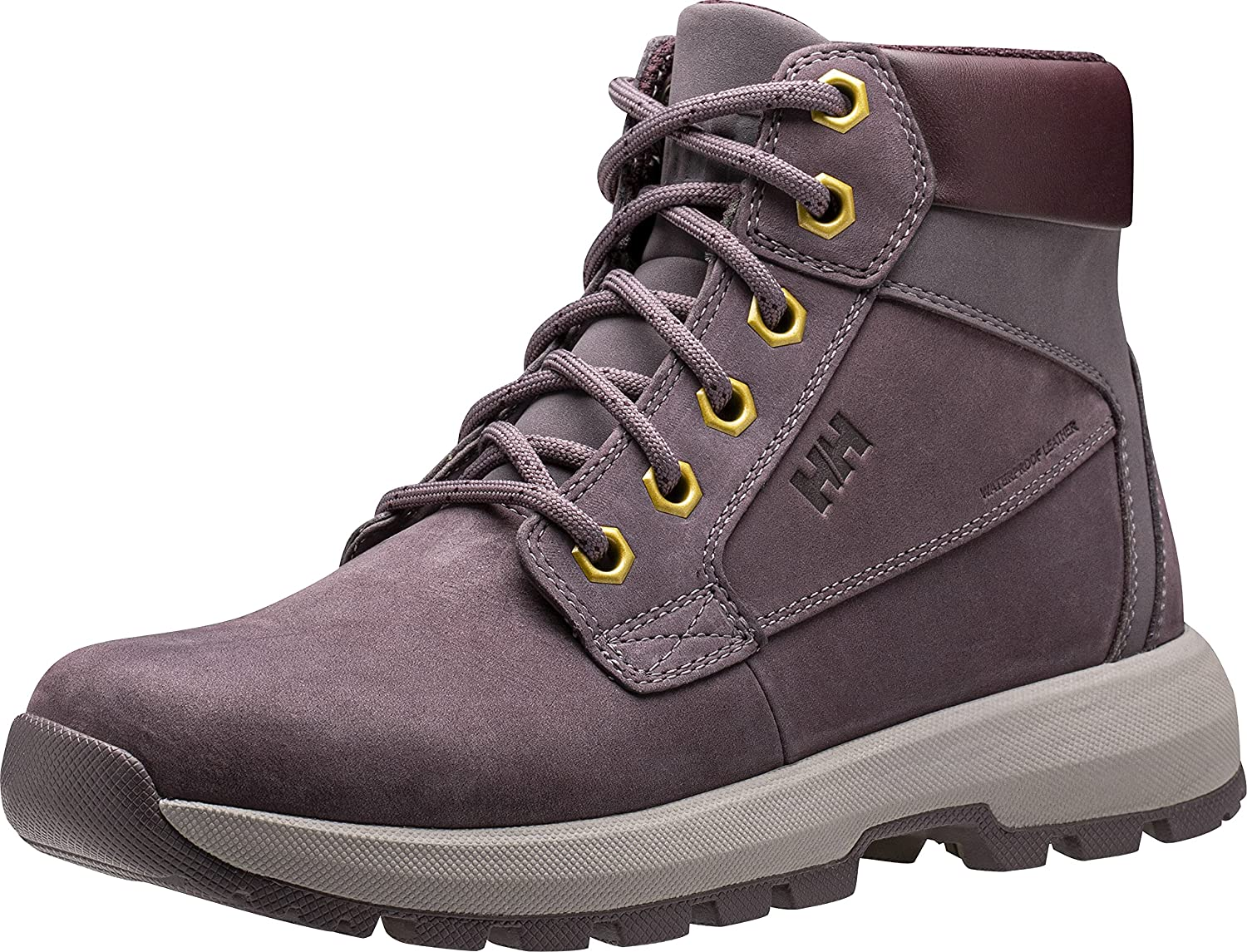 Helly Hansen Womens Bowstring Waterproof Leather Work Boot