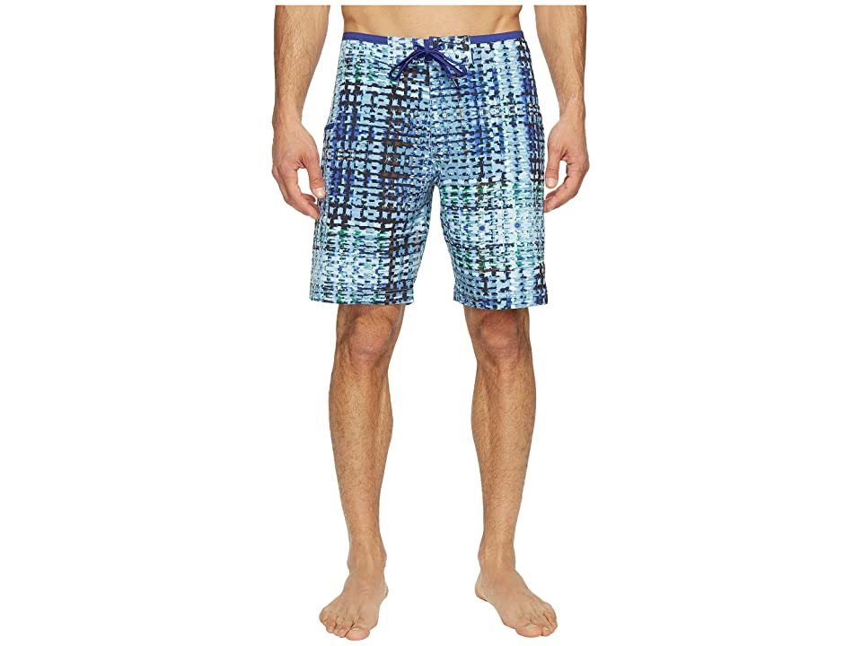 Prana Catalyst Short (Dusky Skies Ripple) Men