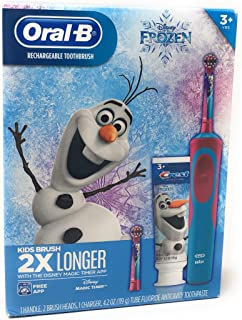 Oral -B Disney Frozen Rechargeable Toothbrush