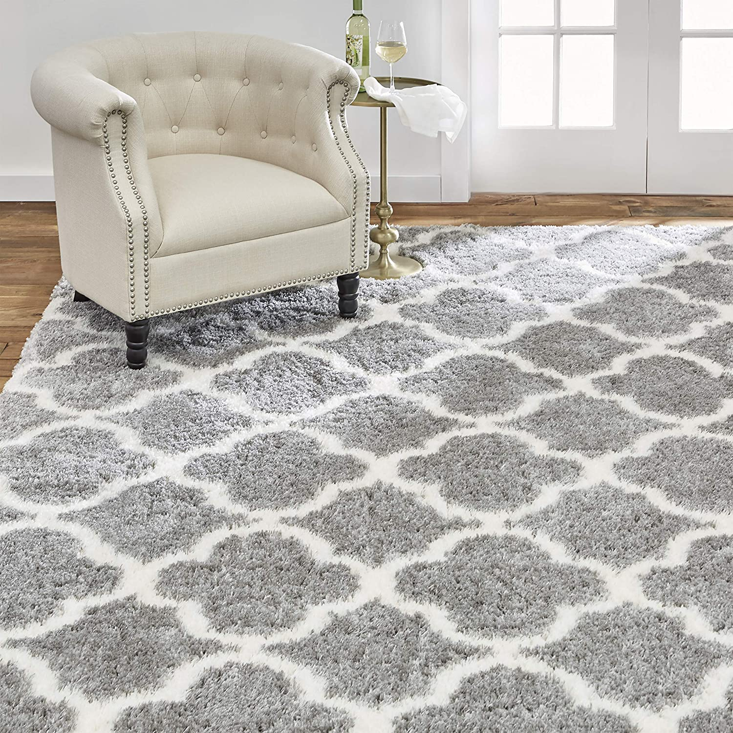 Safety and trust Home Dynamix Ventura Roslin Transitional Area New Shipping Free Modern Rug Silver