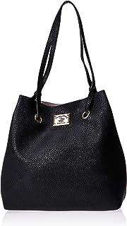 BHPC Womens Satchel Bag, BLACK - BHL3026