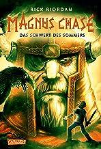 Magnus Chase 1: Das Schwert des Sommers (German Edition)
