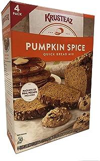 Pumpkin Spice Bread Quick Bread Mix (4-pack)