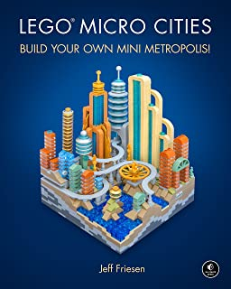 LEGO Micro Cities: Build Your Own Mini Metropolis!