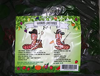 are worm castings good fertilizer