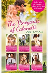 The Vineyards Of Calanetti (The Vineyards of Calanetti) Kindle Edition