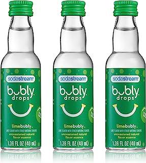 sodastream bubly drops, Lime, 4 Fl Oz