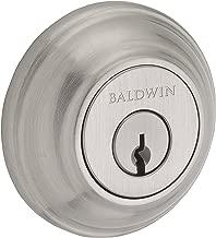مسمار اسطوانة مزدوجة من Baldwin Reserve تقليدي مستدير منخفض