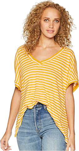 Take Me Tee Stripe