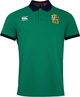 Canterbury Men's British and Irish Lions Rugby Home Nations Polo Shirt