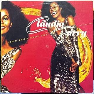 Claudja Barry BOOGIE WOOGIE DANCIN SHOES vinyl record