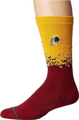 Stance - Redskins Fade