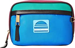 Sport Color Blocked Belt Bag