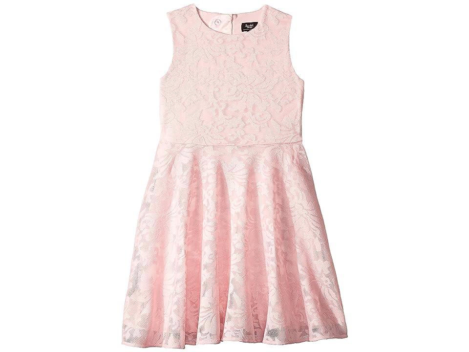 Bardot Junior Sylvie Lace Dress (Big Kids) (Parfait Pink) Girl