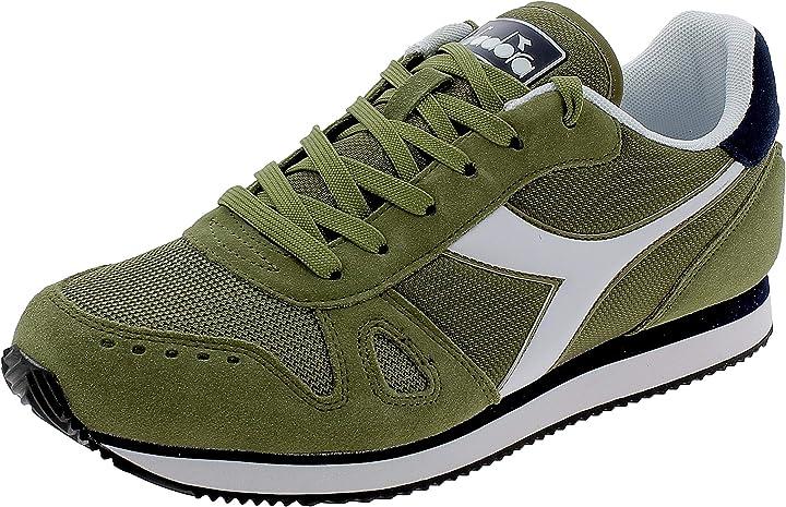 Scarpe diadora simple run, scarpe da fitness uomo 101.173745