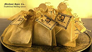 Traditional Mulling Spices from the Gift Set Collection by Merchant Spice Co. ~ 3 mulling spice bags