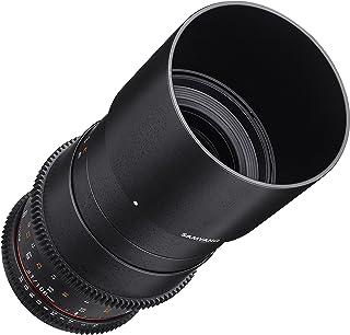 Samyang VDSLR II 100mm T3.1 ED UMC Full Frame Macro Telephoto Cine Lens for Olympus, Panasonic & BlackMagic Micro Four Thi...