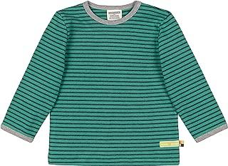 loud + Proud 中性款婴儿衬衫由*棉制成,GOTS 认证运动衫