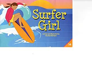 Surfer Gril (Learn to read with Zac the Rat and other tales, Book 14)