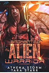 Enchanted By The Alien Warrior: A SciFi Romance (Fated Mates To Kraaj Warriors Book 1) Kindle Edition