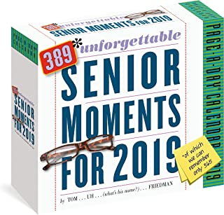Best senior moments calendar 2019 Reviews