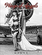 Wings of Angels: A Tribute to the Art of World War II Pinup & Aviation Vol.1