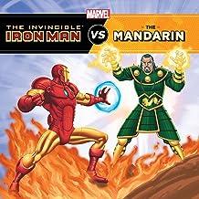 The Invincible Iron Man vs. The Mandarin (Marvel Storybook (eBook))