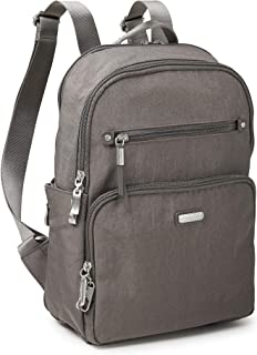 Baggallini The New Classic Collection Explorer Backpack (Sterling Shimmer)