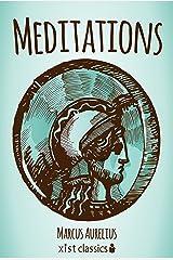 Meditations (Xist Classics) (English Edition) eBook Kindle