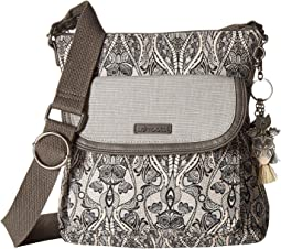 Artist Circle Flap Crossbody