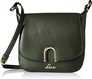 Lavie Moritz Women's Sling Bag  (Olive)