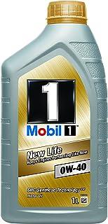 Mobil 1 New Life 0W 40 Motoröl, 1L