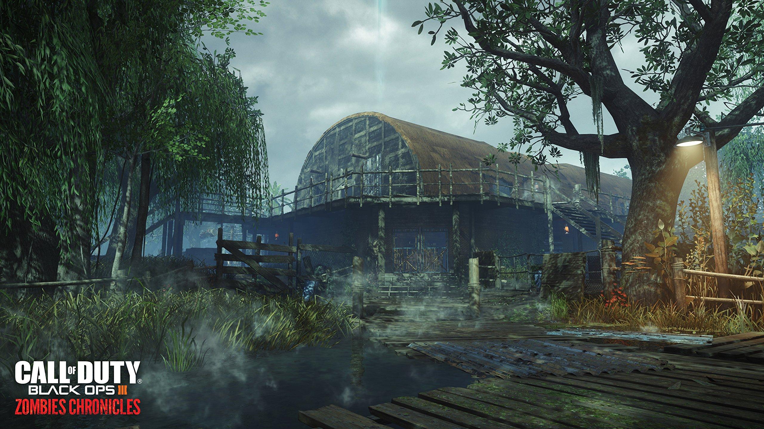 Call Of Duty Black Ops III - Zombies Chronicles: Amazon.es: Videojuegos