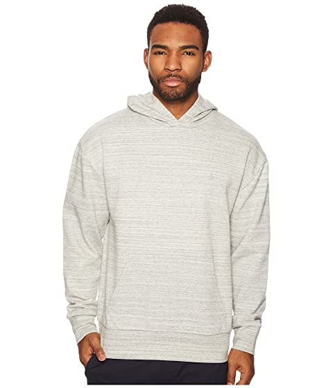 cb45770095a Original Penguin Long Sleeve Drop Shoulder Popover Hoodie at 6pm