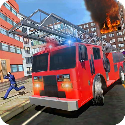 Firefighter: Simulator 3D