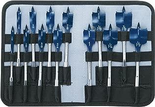 Bosch DSB5013P 13-Piece Daredevil Spade Bit Set in Pouch