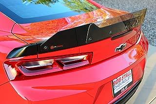 ZL1 Addons Stealth Wicker Bill Compatible with Camaro 14/19 1LE ZL1,Z/28 (GM OEM Spoiler)