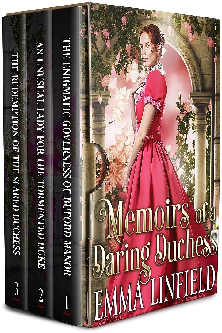 広範囲メカニックお酒Memoirs of a Daring Duchess: A Historical Regency Romance Collection (English Edition)