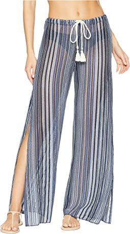 26557cdbfc Laundry by shelli segal drape cover up pant | Shipped Free at Zappos